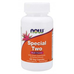 NOW FOODS Special Two 120 vcaps. (Multi Vitamin)
