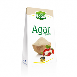 AGAR 100 g - LOOK FOOD