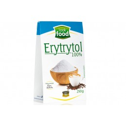 ERYTRYTOL 250 g - LOOK FOOD