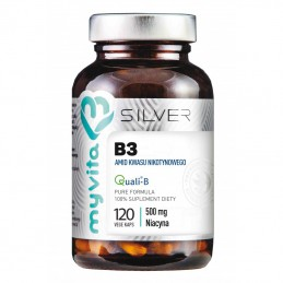 WITAMINA B3 500 mg AMID...